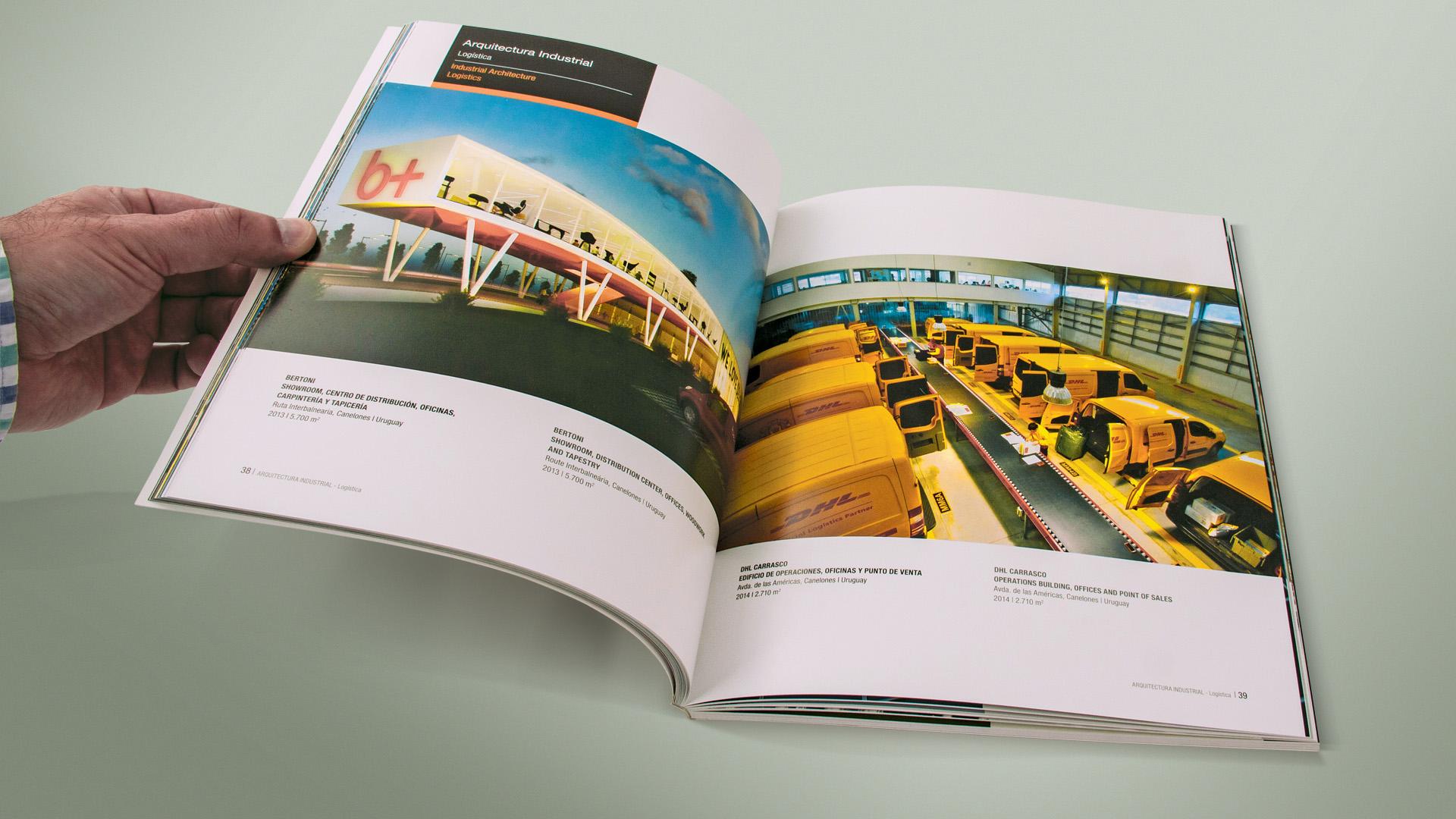 nuevo brochure corporativo pginas